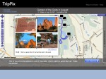 TripPix for MapQuest - Screen 4